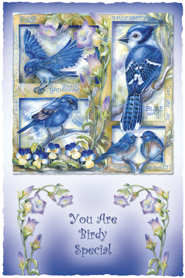 You Are Birdy Special - Prints