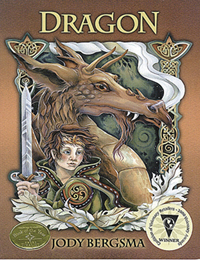 Dragonfire Series / Dragon - Children's Book