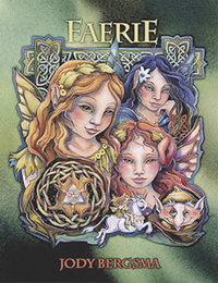 Dragonfire Series / Faerie - Children's Book