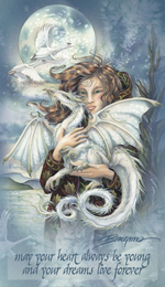 Mythological Creatures (Dragons) / Release Your Dreams - Mailable Mini
