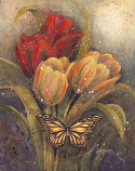 2019 / The Promise Of Spring - Original Painting