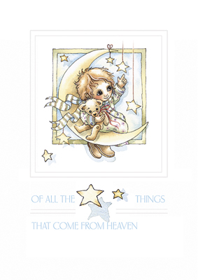 Congratulations / Of All The Things... - Greeting Card