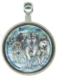 Dogs / Northern Heritage - Pendant