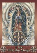 Spiritual Icon Series / Our Lady Of Guadalupe - Magnet