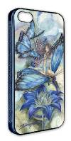 'Wishes have Wings' iPhone 5 Soft Shell Case