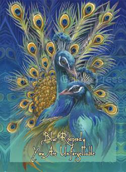 Peacocks / Blue Rhapsody - Magnet
