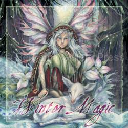 Faeries / Winter Magic - Tile