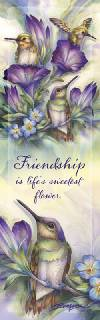 'Everlasting Friendship' - Bookmark