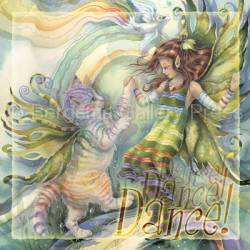 Faeries / Dance Your Own Dance - Tile