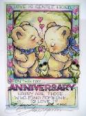 Love Is Gentle & Kind - DreamKeeper Print