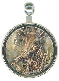 Misc. Zoo Animals / Gentle Presence - Pendant