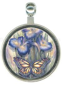 Butterflies / A New Day Has Come - Pendant