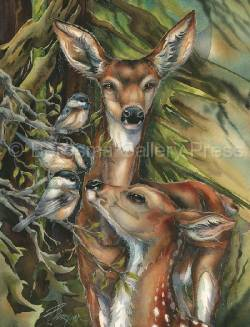 You Are So Deer To Me - Prints