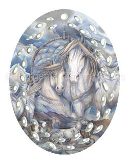 Horses / The Dream Creates The Journey - Eye Catcher