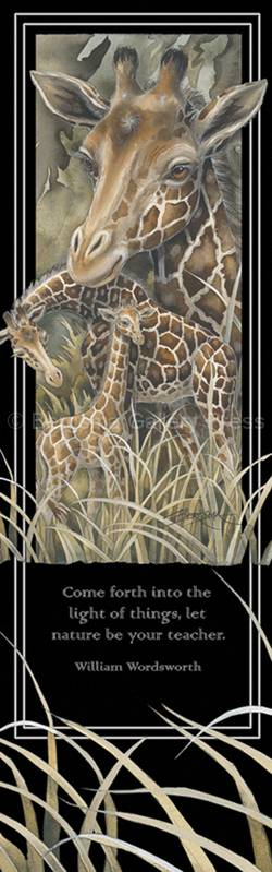 Zoo Misc. / Gentle Presence - Bookmark
