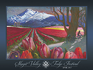 2017 Official Tulip Poster