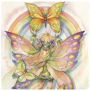 Rainbow Faeries