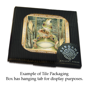 Example of Tile Packaging