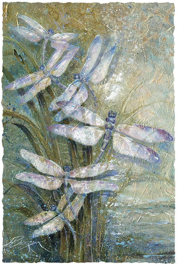 'Twilight Dancers' Print