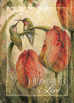 'Hummer Love' Magnet