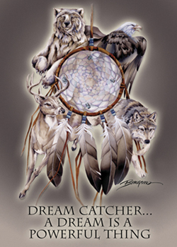 Dreamcatcher - Magnet