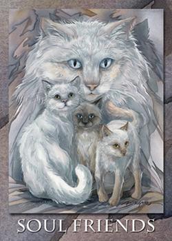 Cats / Soul Friends - Magnet