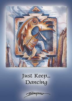 Just Keep Dancing... - Magnet