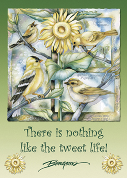 We Love The Tweet Life - Magnet