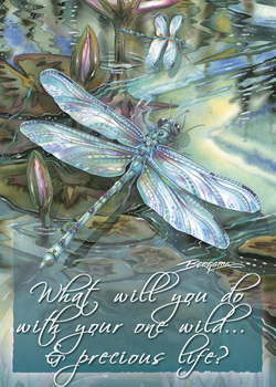 Wild & Precious Life - Magnet