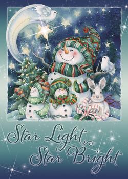 Star Light, Star Bright - Magnet
