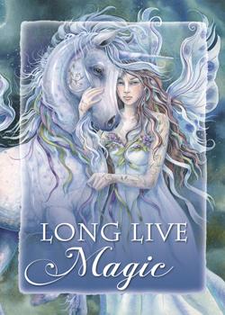Long Live Magic - Magnet