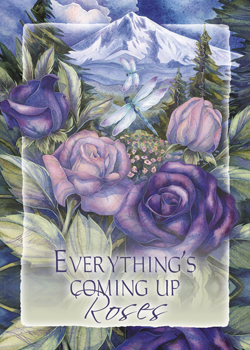 Everything's Coming Up Roses - Magnet
