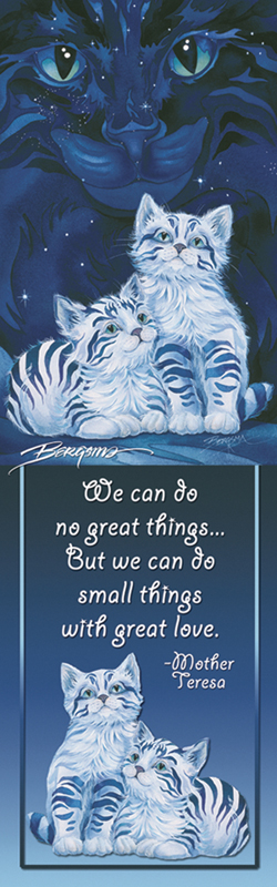 Cats / Wish Upon a Star - Bookmark