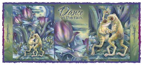 Dance in the Rain - Mug