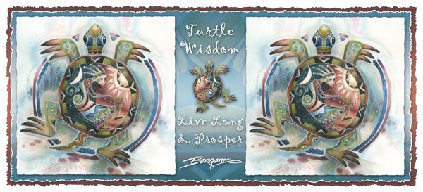 Turtle Wisdom -  Mug
