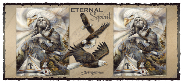 Eternal Spirit -  Mug