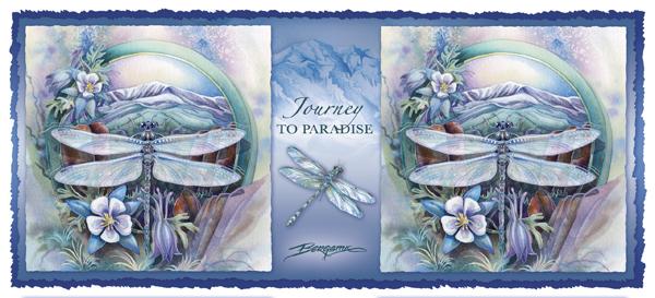 Journey to Paradise - Mug