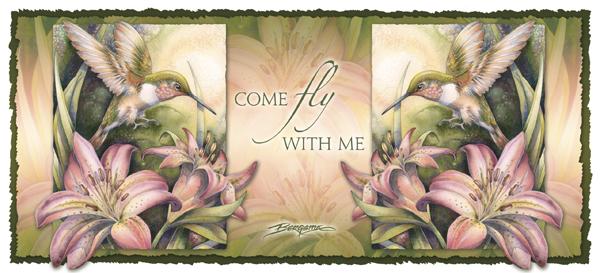 Come Fly With Me - Mug