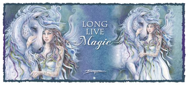 Long Live Magic -  Mug