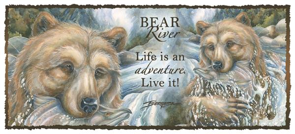 Bear River - Mug