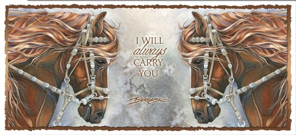 I Will Always Carry You - Mug