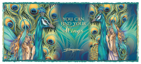 You Can Find Your Wings -  Mug