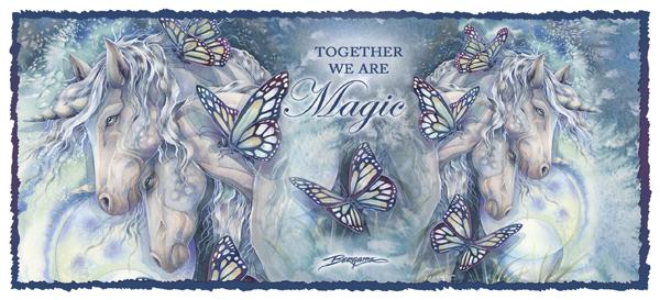 'Together We Are Magic' Mug