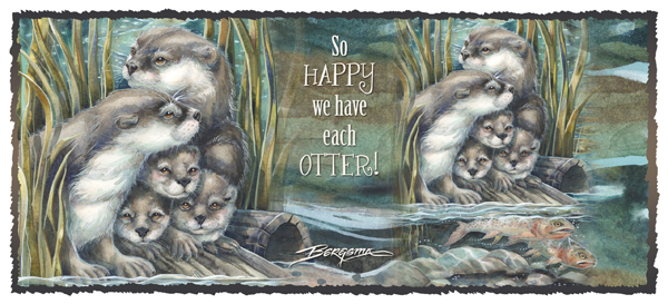 'So Happy We Have Each Otter' Mug