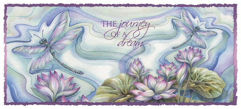 'The Journey Of A Dream' - Mug