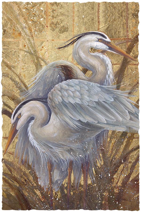 On Golden Pond Large Prints (Click for options & image enlargement)