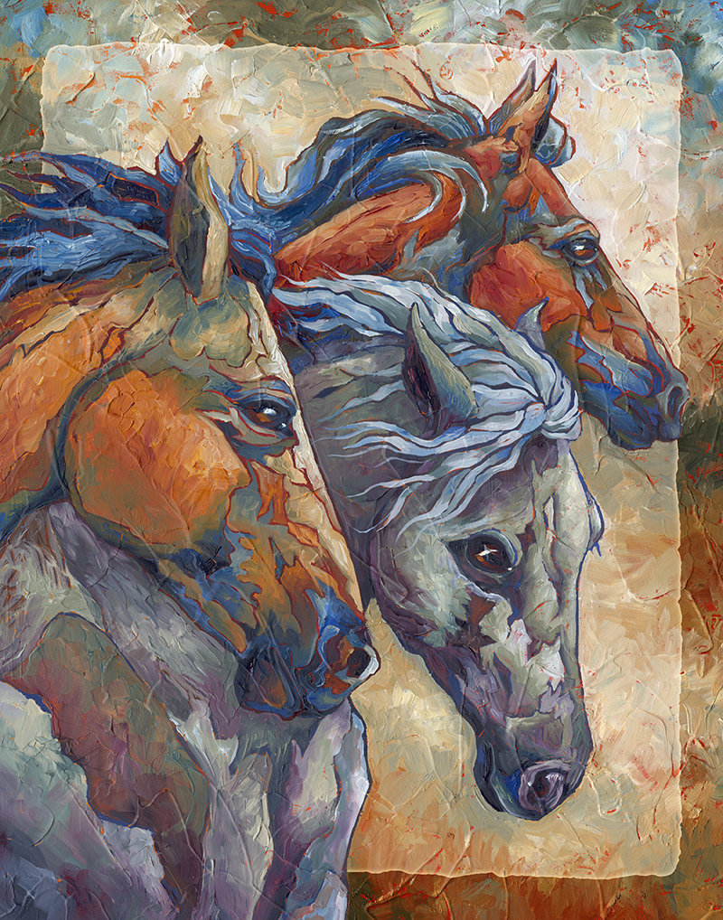 Horses / Let 'em Run