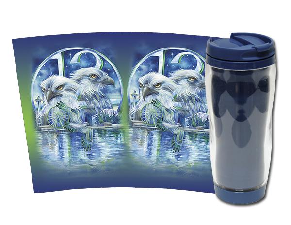 Hawks Soar- Travel Mug