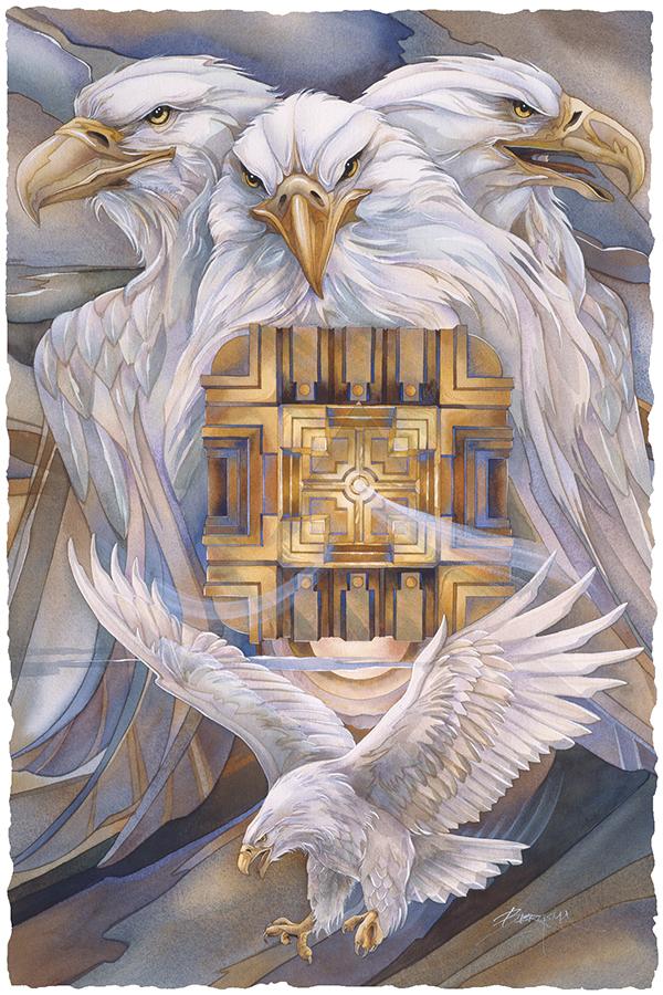 Beyond The Golden Gate Large Prints (Click for options & image enlargement)
