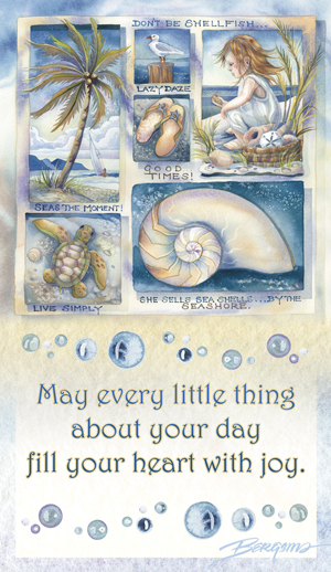 Children / Little Miracles - Mailable Mini